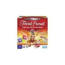 Trivial Pursuit 25th Anniversary Edition by Trivial Pursuit (Trivial Pursuit Party Extra Cards compare prices)