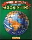 S., Warren Carl; Reeve, James M.; Fess, Philip E.'s Accounting: Chapters 13-24 19th (nineteenth) edition by S., Warren Carl; Reeve, James M.; Fess, Philip E. published by South-Western Pub [Paperback] (1999)