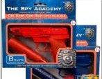 el espía academia de fundición de la tapa pistola con silenciador, unescogido de forma aleatoria