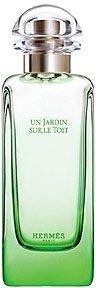 Un Jardin Sur Le Toit By Hermes, Eau De Toilette Spray, 3.3 Oz (NEW)