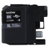 Brother Printer LC103BK High Yield Cartridge Ink, Black