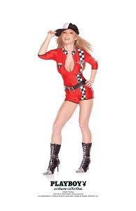 Playboy Racy Racer - Small - Dress Size 6-8