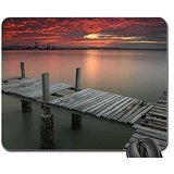 And tomorrow will be a new day Mouse Pad, Mousepad (Sunsets Mouse Pad)