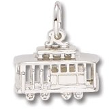 Cable Car Charm by Rembrandt Charms