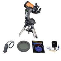 Celestron Nexstar 5 Se Schmidt-Cassegrain Telescope, Special Edition - With Accessory Kit (Night Vision Flash Light, Sky Maps, Moon Filter, Optical Cleaning Kit)