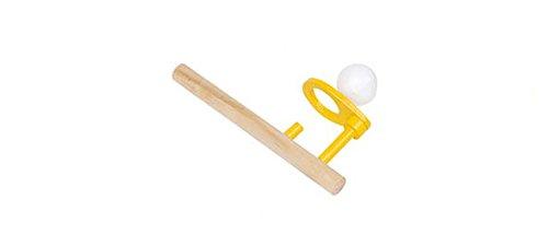 Jouetprive-Jeu de balle flottante jaune