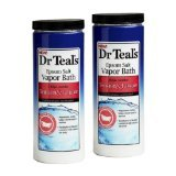 Dr. Teals Epsom Salt Vapor Bath Tension and Fatigue (2 Containers) by N/A