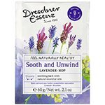 Frontier Natural Products 228780 Herbal Bath Salts Sooth & Unwind Packets 2.1 Oz.