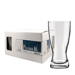 Challenger Pilsner Glass, 10 Oz (07-1869) Category: Beer Mugs and Glasses