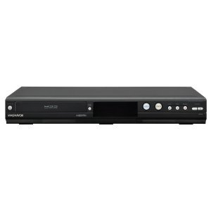 Magnavox MDR537H 1 TB DVD Recorder/HDD with Digital Tuner (Black)