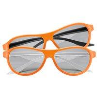 LG Electronics AG-F310DP Cinema 3D Dual Play Gaming Glasses (2 Pair)