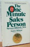 The One Minute Sales Person (0688039464) by Spencer Johnson