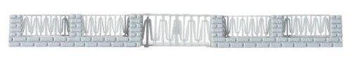 herpa 053457 zubeh r bausatz gartenmauern. Black Bedroom Furniture Sets. Home Design Ideas