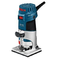 BOSCH GKF 600 Palm Router Kit 240V CODE is GKF600/2+AccSet Bosch