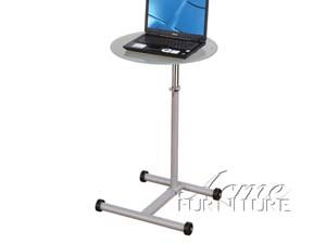 Buy Low Price Comfortable Laptop Stand with Clear Glass Set by Acme (B005G4TI3K)