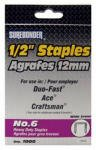 Fpc Corporation 6 1 2 Hd Staple 11012 StaplesB0000BYDVM : image
