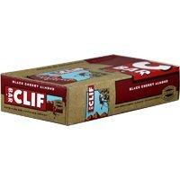 Clif Bar Energy Bar Black Cherry Almond -- 12 Bars