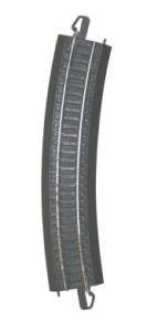 Bachmann Trains 22? Radius Curved Track-Bulk (50 Pcs)-Ho Scale