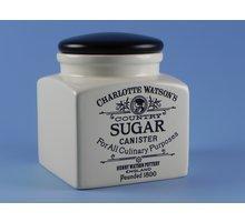 Charlotte Watson Square Small Sugar Canister