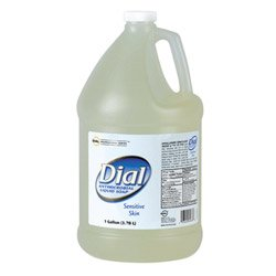 Dial 82838 Liquid Hand Soap for Sensitive Skin, Gallon (82838DIAL) Category: Bottled Soap