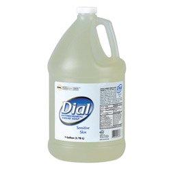 Dial 82838 Liquid Hand Soap for Sensitive Skin, Gallon (82838DIAL) Category: Bottled Soap