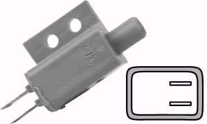 Lawn Mower Plunger Interlock Multi Switch Replaces Ariens 30957