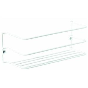 Grayline 40501, Large Cabinet Rack, White