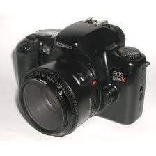 21jWbKZf5qL Canon EOS Rebel 2000 35mm Film SLR Camera Kit with 28 80mm Lens