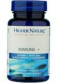 Higher Nature Premium Naturals Immune + 30's Well Being Well Being