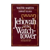 Jehovah of the Watchtower (0871232677) by Martin, Walter Ralston