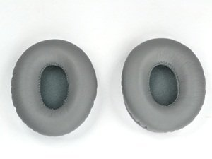 Bluecell (Solo) Gray Color 1 Pair Replacement Earpad Ear Pad For Monster Beats Solo Headphone