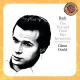 Glenn Gould<br>Bach Two & Three Part Inventions & Sinfonias