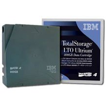 IBM LTO Ultrium 4 WORM Tape Cartridge LTO Ultrium LTO-4 - 800 GB (Native)/1.60 TB (Compressed)