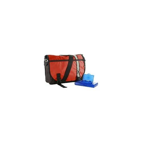 e45299cd6f9d Feature DadGear Courier Diaper Bag - Red Retro Stripe ...