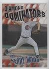 Kerry Wood Chicago Cubs (Baseball Card) 1999 Sports Illustrated Diamond Dominators #1 Amazon.com