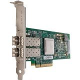 QLogic N2XX-AQPCI05= QLE2562, Host bus adapter, PCI Express 2.0 x8, for UCS C200 M2 Rack-Mount Server