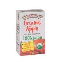 Knudsen Aseptic Organic Apple Juice, 4.23 Ounce -- 40 Per Case.