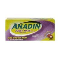 Anadin Joint Pain Tablets Ibuprofen 48
