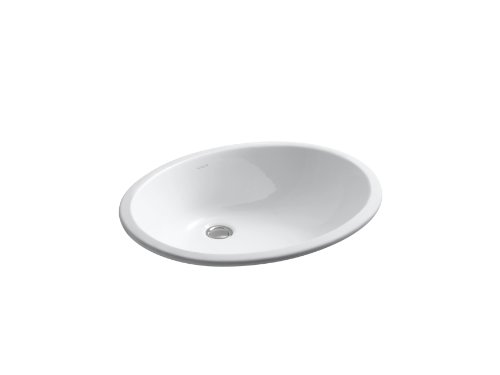 For Sale! KOHLER K-2211-0 Caxton Undercounter Lavatory, White