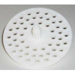 LDR 501 5120 Garbage Disposal Plastic Strainer - High Impact, Fit All Design