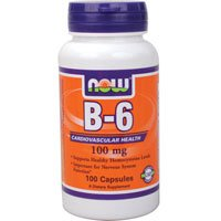 NOW Foods Vitamin B-6