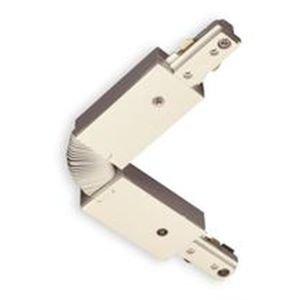 Halo L902P Flex Connector, Single Circuit, White
