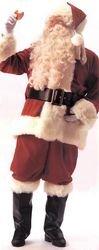 Santa Suit Deluxe Velvet Xl
