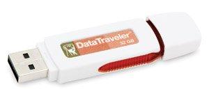 Kingston Data Traveler I - Lq-32Gb Usb Flash Drive (Office Supply / Other)