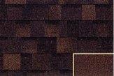 アスファルトシングル 屋根材 ブラウンウッド