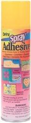 Dritz Spray Adhesive 8 1/2 Ounces 403; 2 Items/Order
