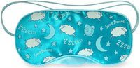 Body Benefits Satin Sleep Eye Mask (Design will