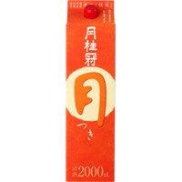 月桂冠 定番酒 月パック 2L × 6本
