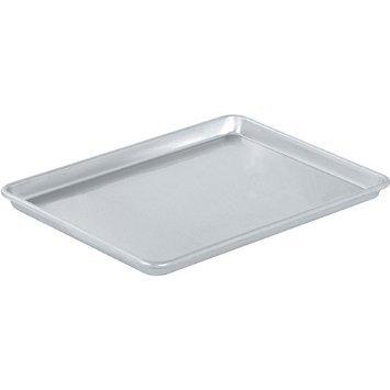 Vollrath 5303 Sheet Pan, 1/2 size, Aluminum, 18-Inch x 13-Inch x 1-Inch