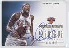 Herb Williams/299 #272/299 (Basketball Card) 2012-13 Panini Intrigue Immortalized Autographs #46